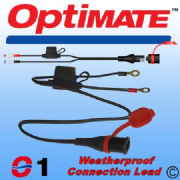 Optimate SAE71 (01) weatherproof connection lead